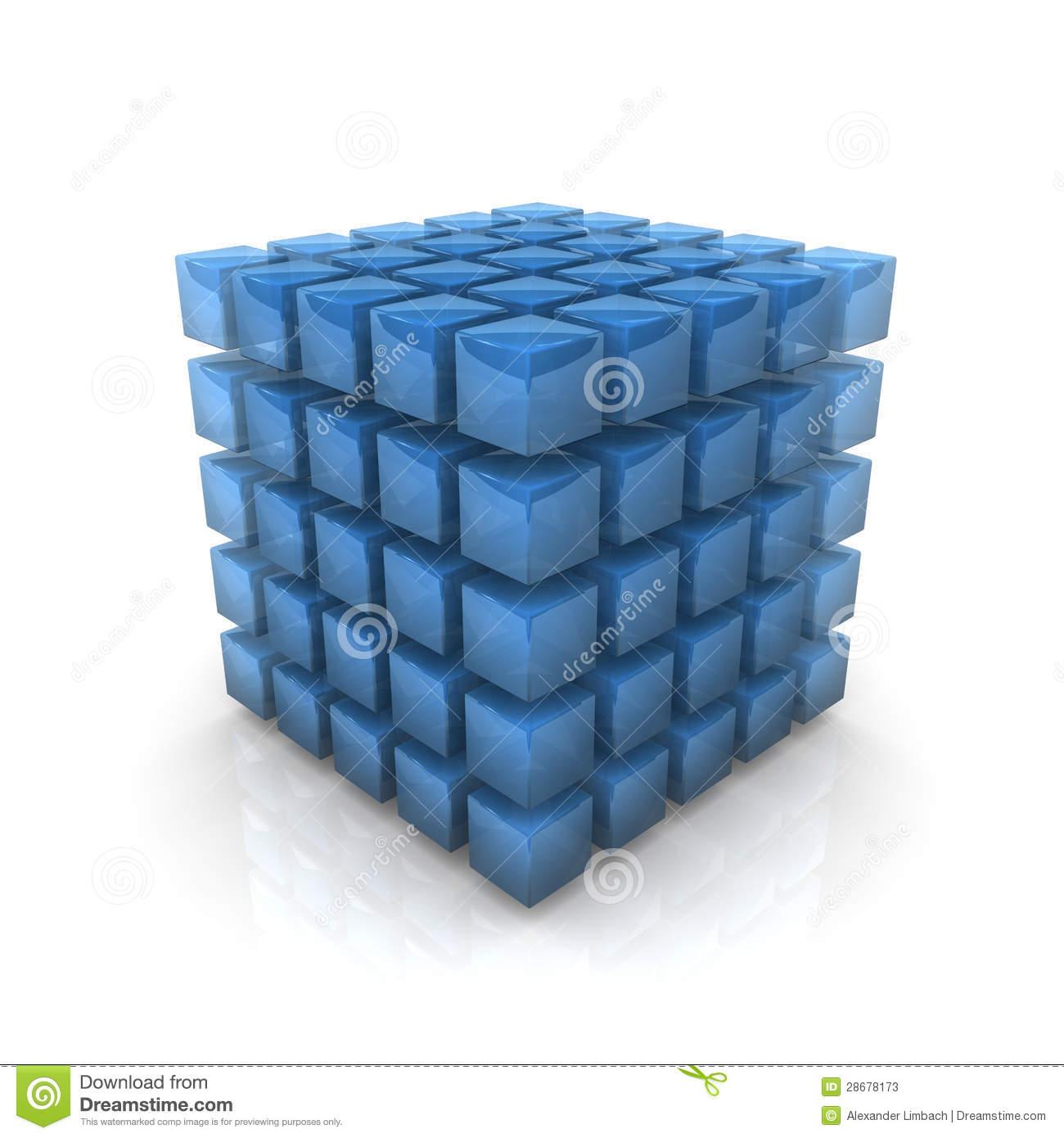 High Resolution Wallpaper   Transparent Cubes 1300x1390 px