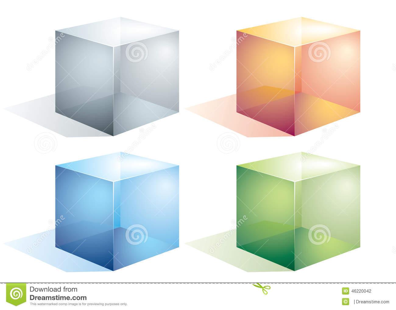 1300x1019 > Transparent Cubes Wallpapers