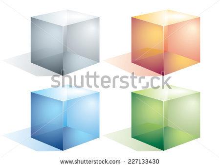 Transparent Cubes Backgrounds, Compatible - PC, Mobile, Gadgets  450x341 px