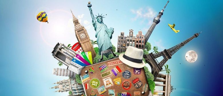 Travel Backgrounds on Wallpapers Vista