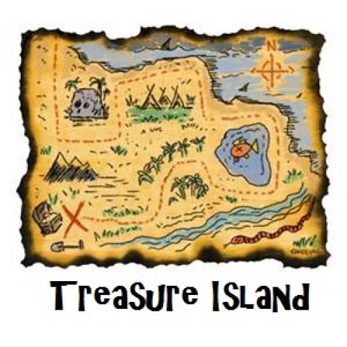 Nice wallpapers Treasure Island 500x500px