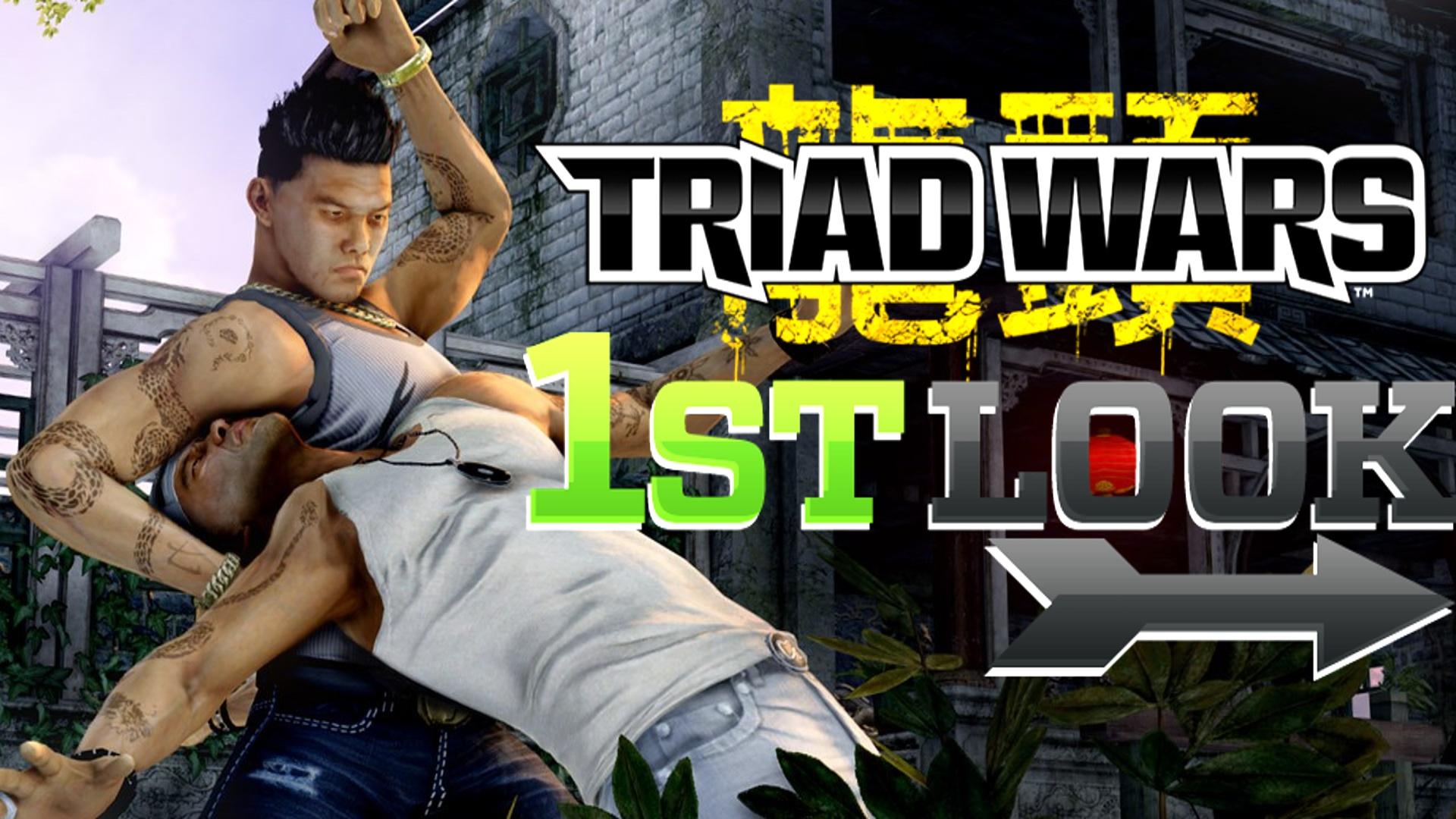 Triad Wars #22