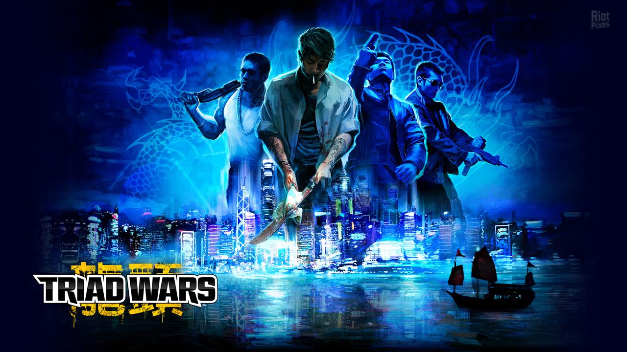 Triad Wars #2