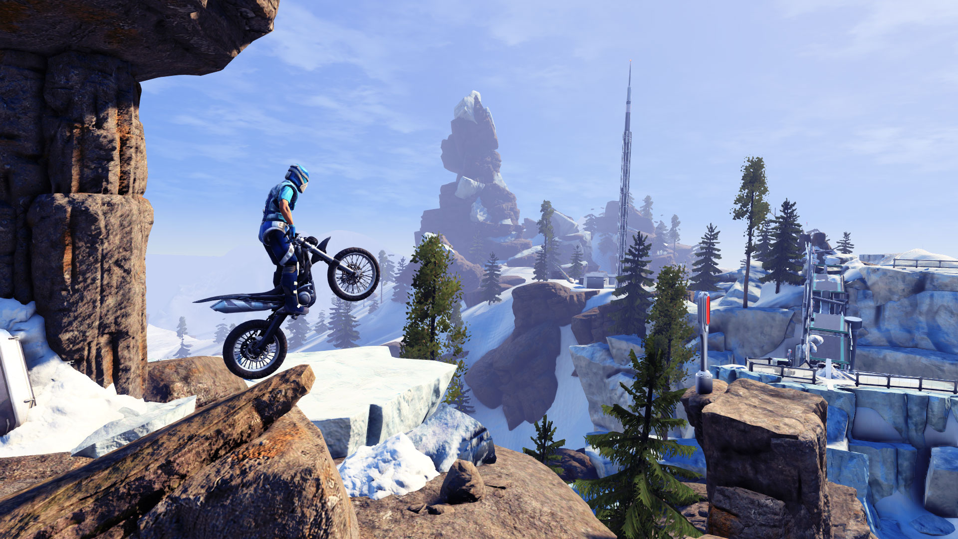 HQ Trials Fusion Wallpapers | File 431.61Kb