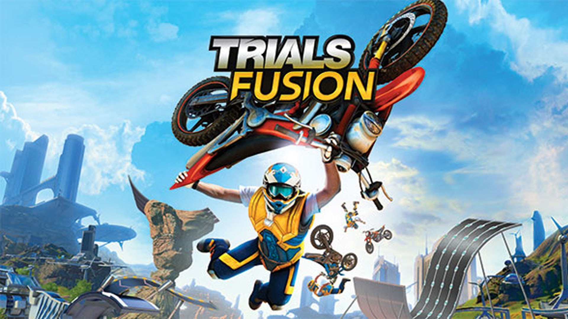 Nice wallpapers Trials Fusion 1920x1080px