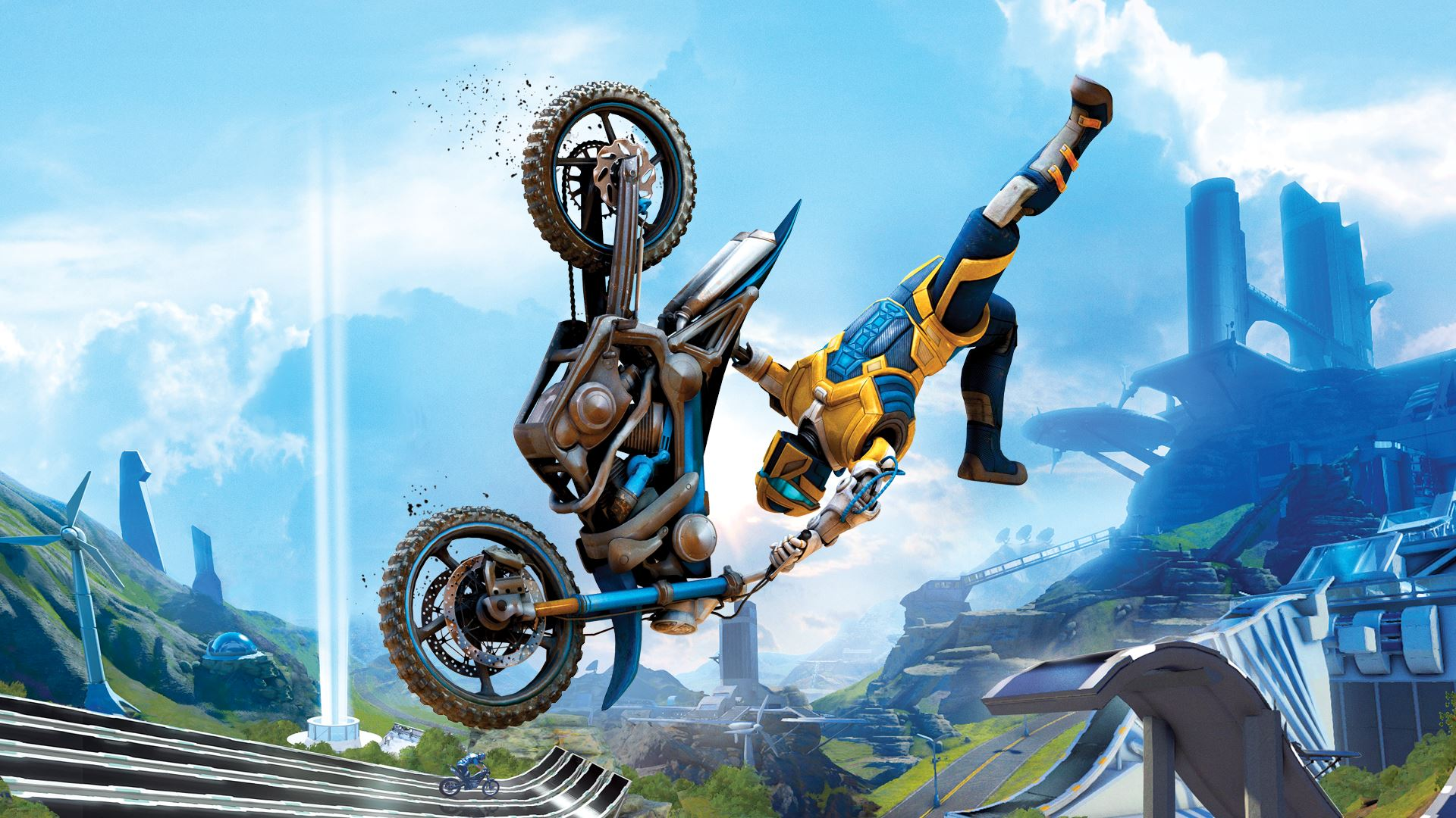HQ Trials Fusion Wallpapers | File 318.36Kb