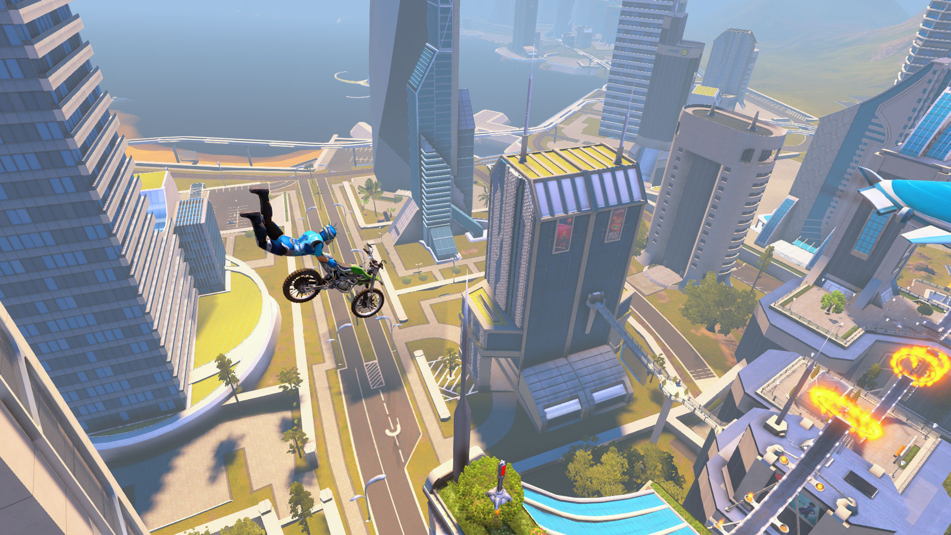 Trials Fusion Pics, Video Game Collection