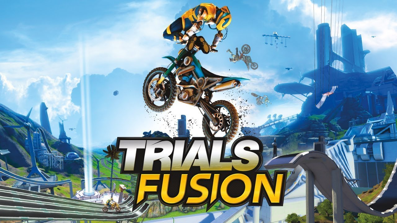 Nice wallpapers Trials Fusion 1280x720px