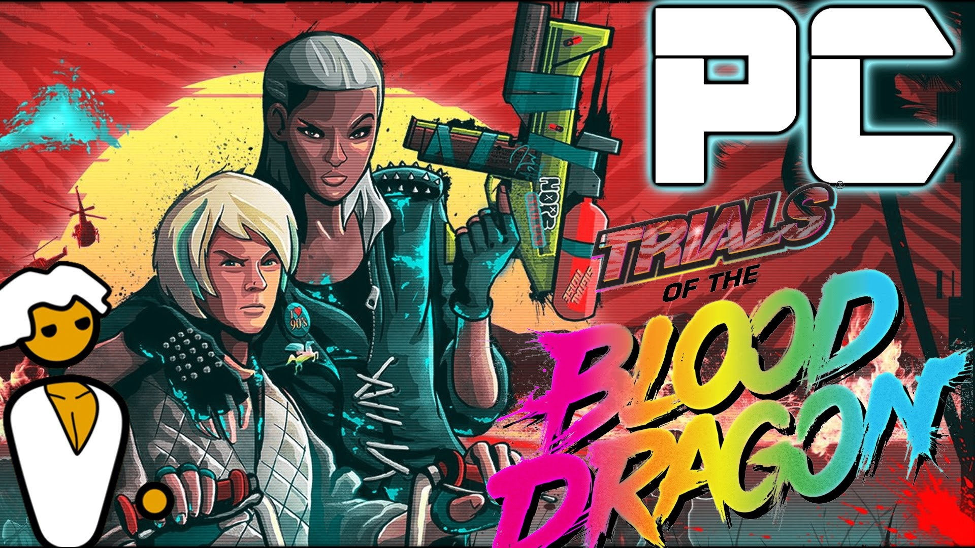 Amazing Trials Of The Blood Dragon Pictures & Backgrounds