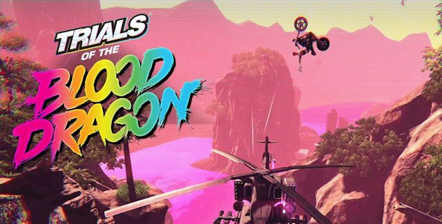 Trials Of The Blood Dragon Backgrounds, Compatible - PC, Mobile, Gadgets| 640x325 px