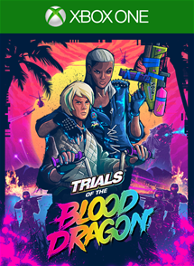 Trials Of The Blood Dragon Backgrounds on Wallpapers Vista