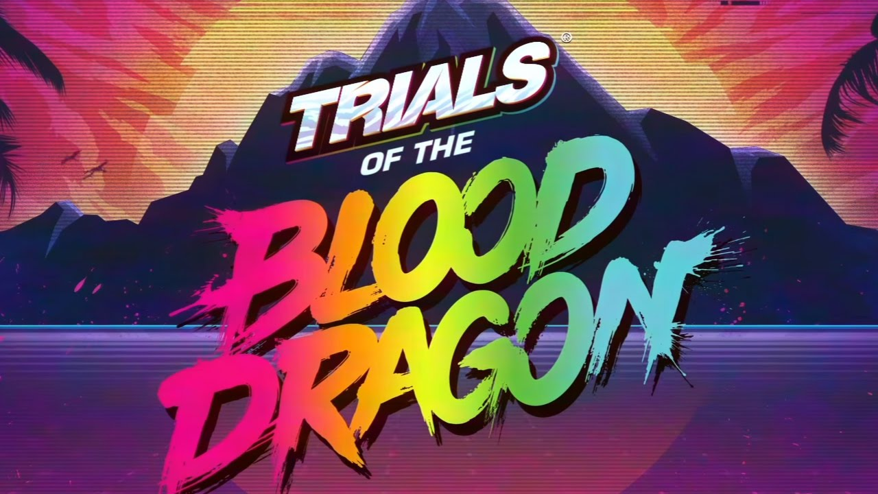 HD Quality Wallpaper | Collection: Video Game, 1280x720 Trials Of The Blood Dragon