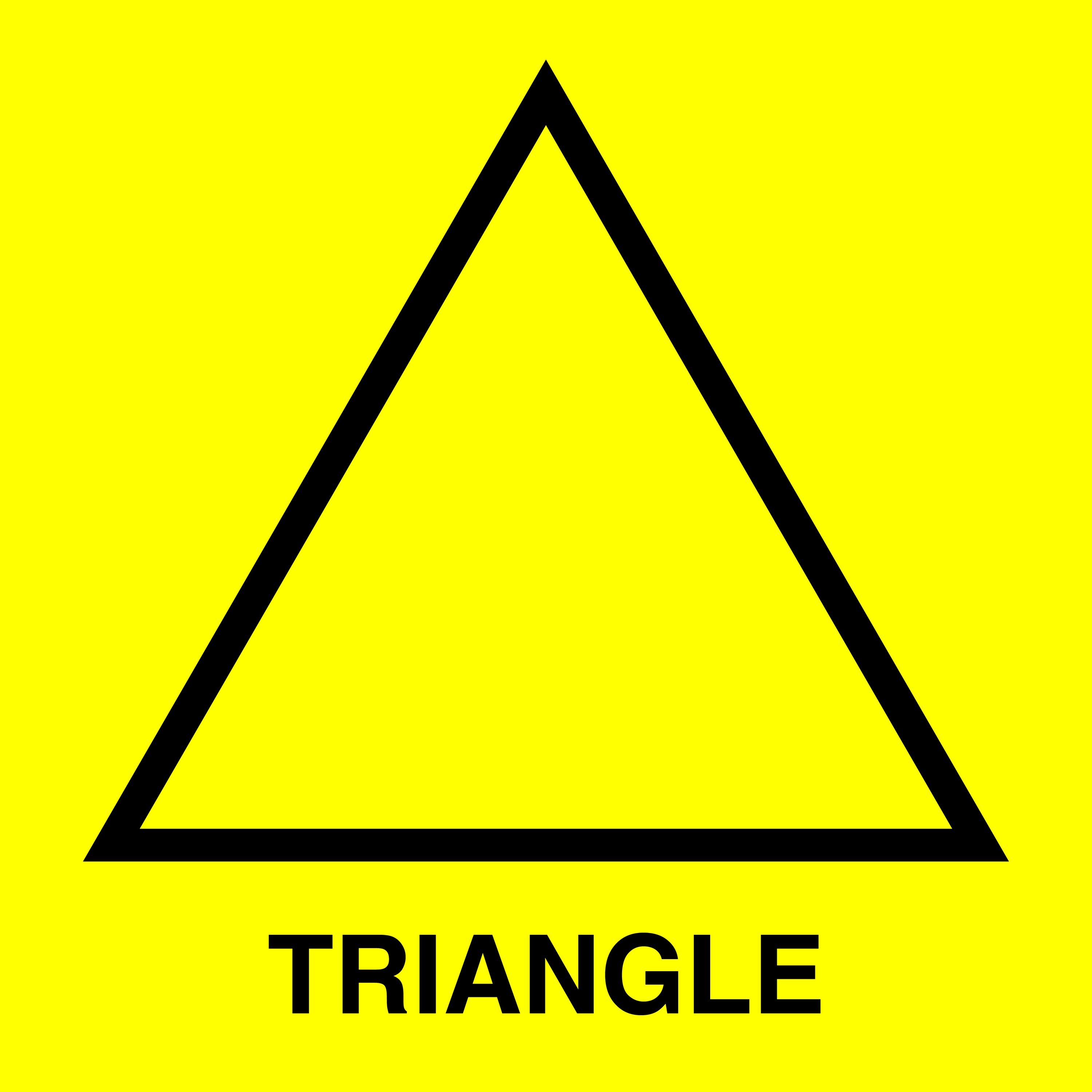 Images of Triangle | 3000x3000