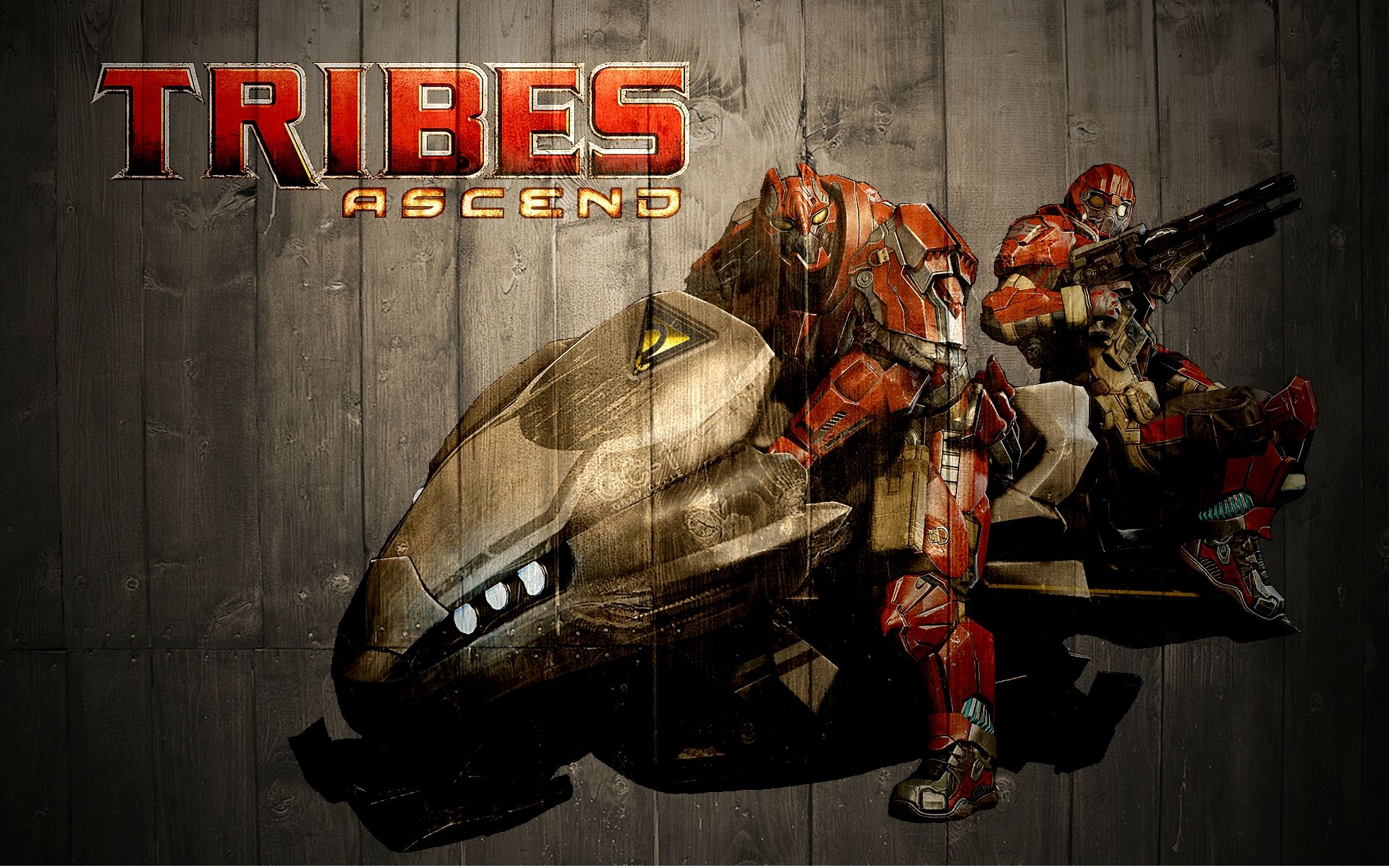 HQ Tribes Ascend Wallpapers | File 431.64Kb