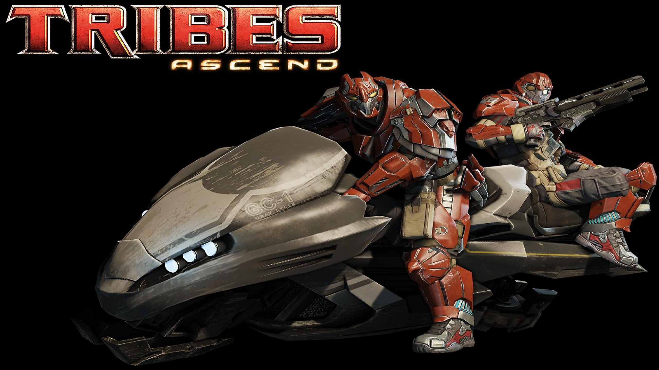 Nice wallpapers Tribes Ascend 2560x1440px