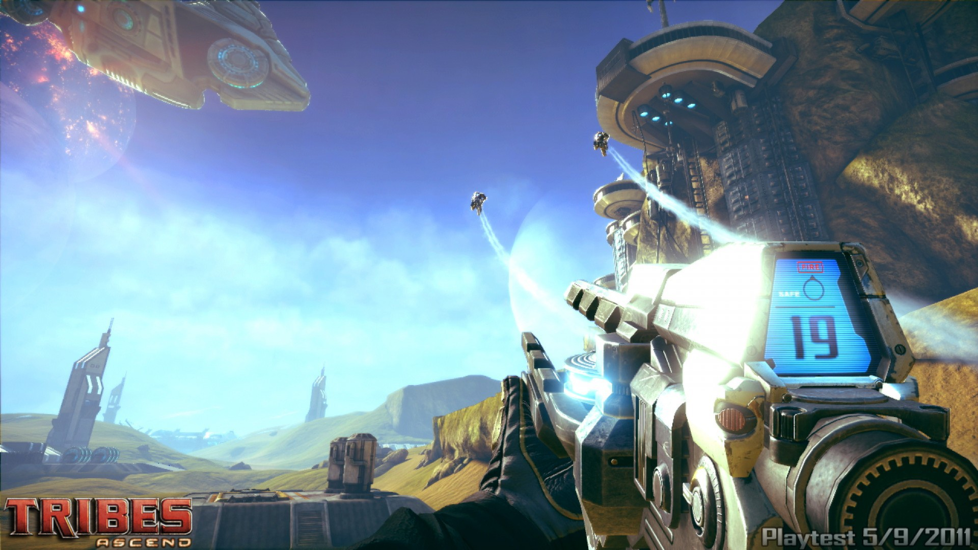 Tribes Ascend Backgrounds on Wallpapers Vista