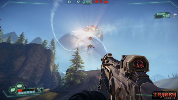 Tribes Ascend Pics, Video Game Collection