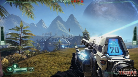 High Resolution Wallpaper | Tribes Ascend 468x263 px
