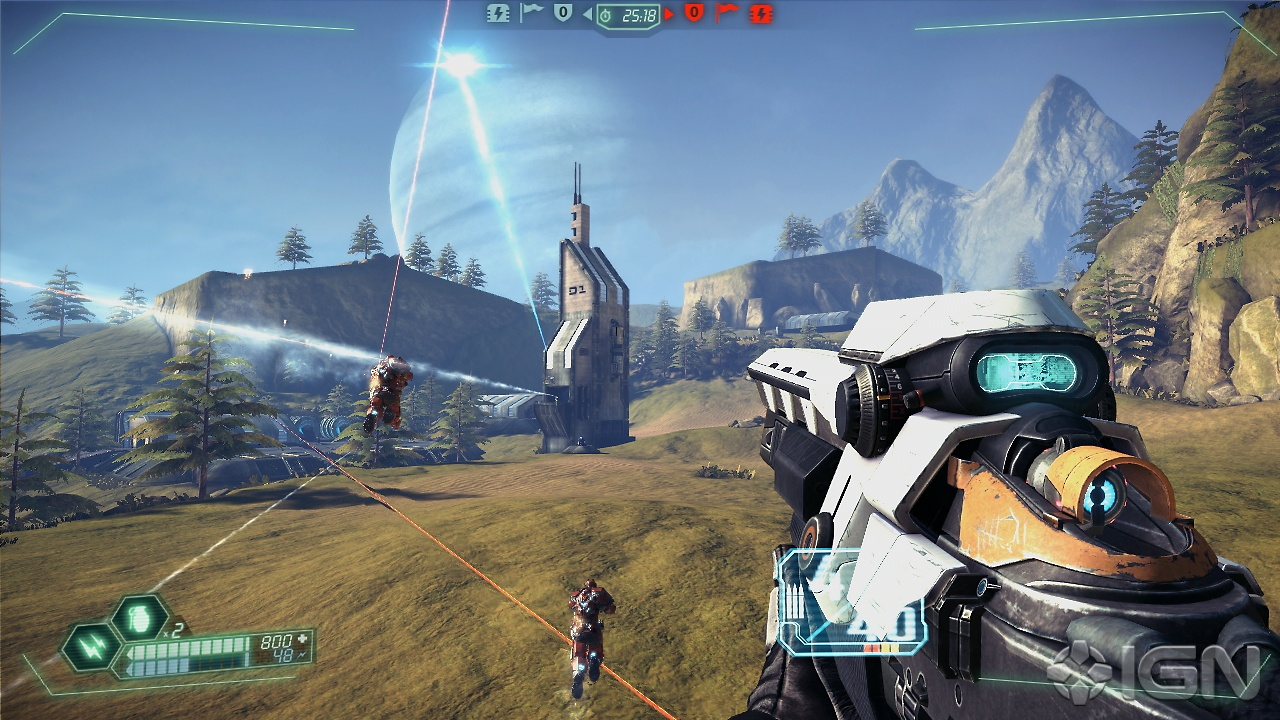 HD Quality Wallpaper | Collection: Video Game, 1280x720 Tribes Ascend