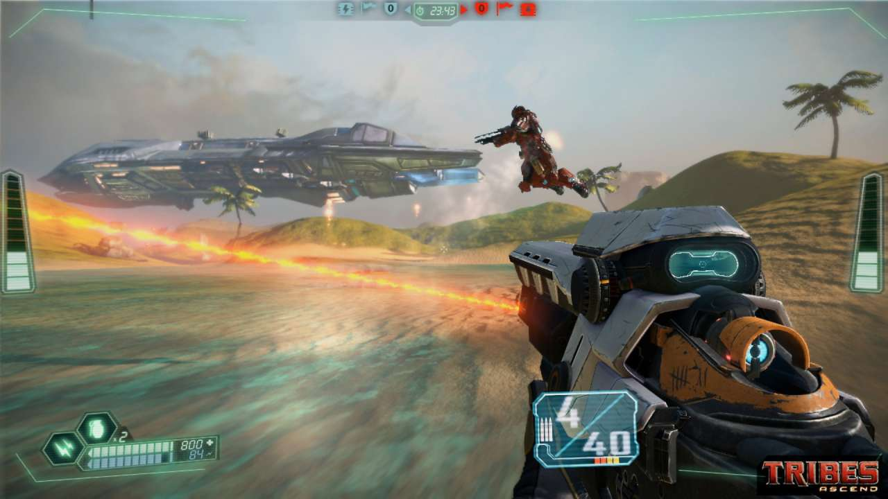 1280x720 > Tribes Ascend Wallpapers
