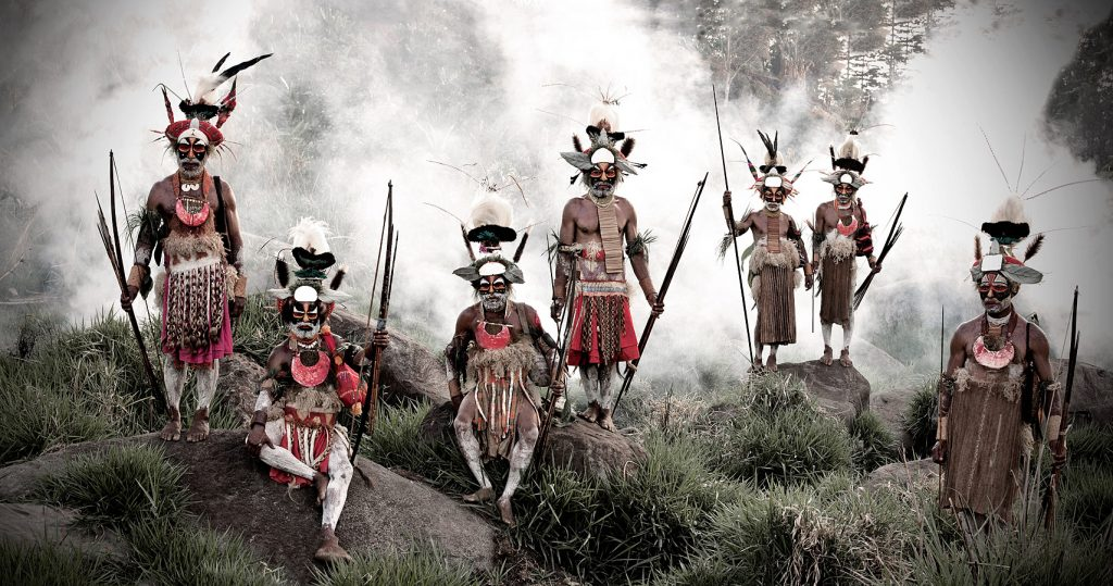 HD Quality Wallpaper | Collection: Video Game, 1024x539 Tribes