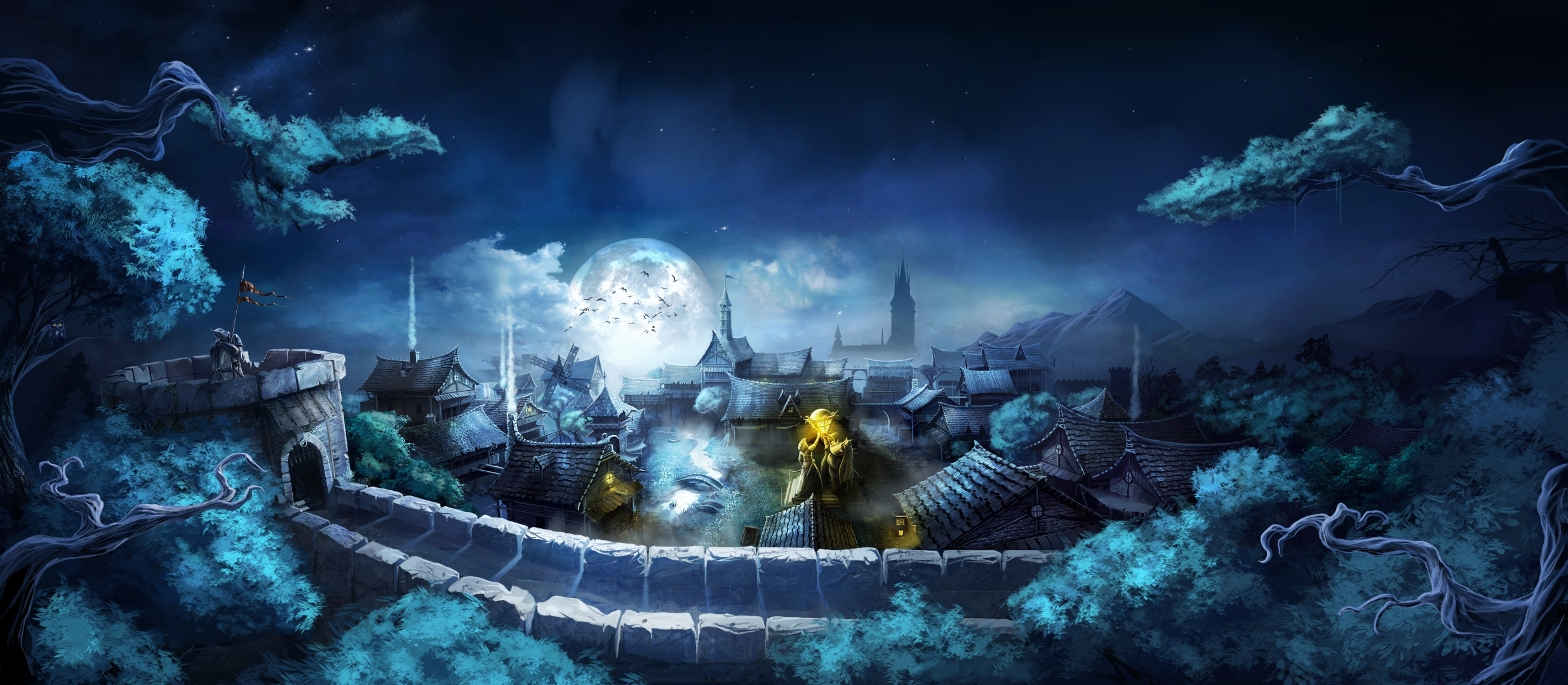 Amazing Trine Pictures & Backgrounds