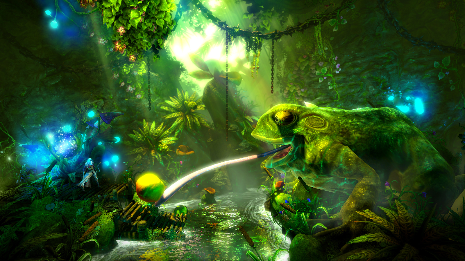 Nice Images Collection: Trine 2 Desktop Wallpapers