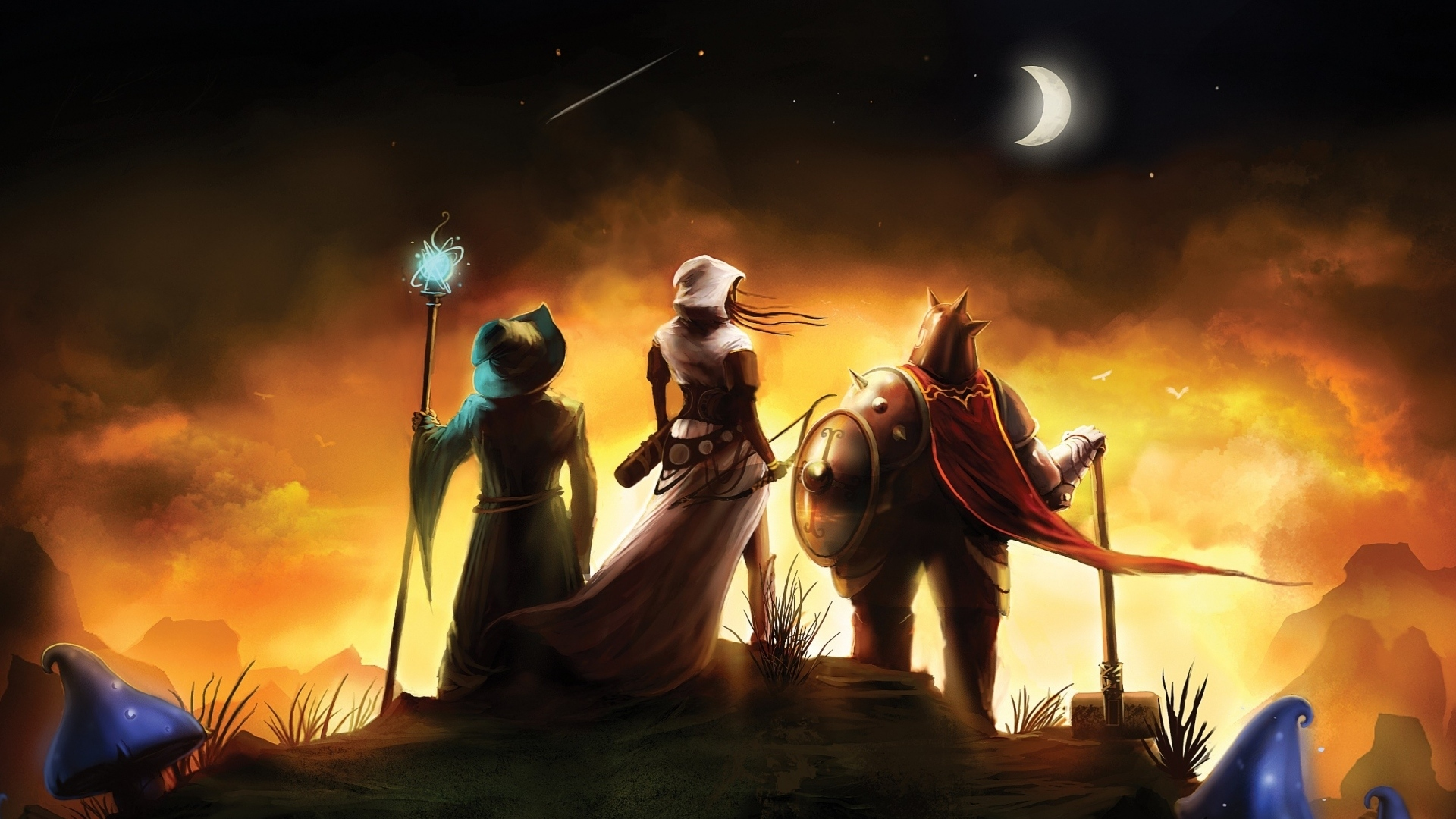 Amazing Trine 2 Pictures & Backgrounds