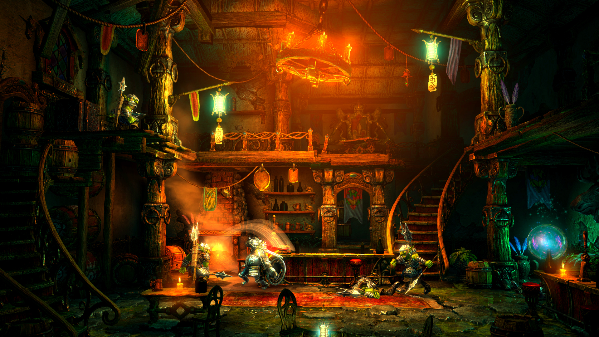 Trine 2 High Quality Background on Wallpapers Vista