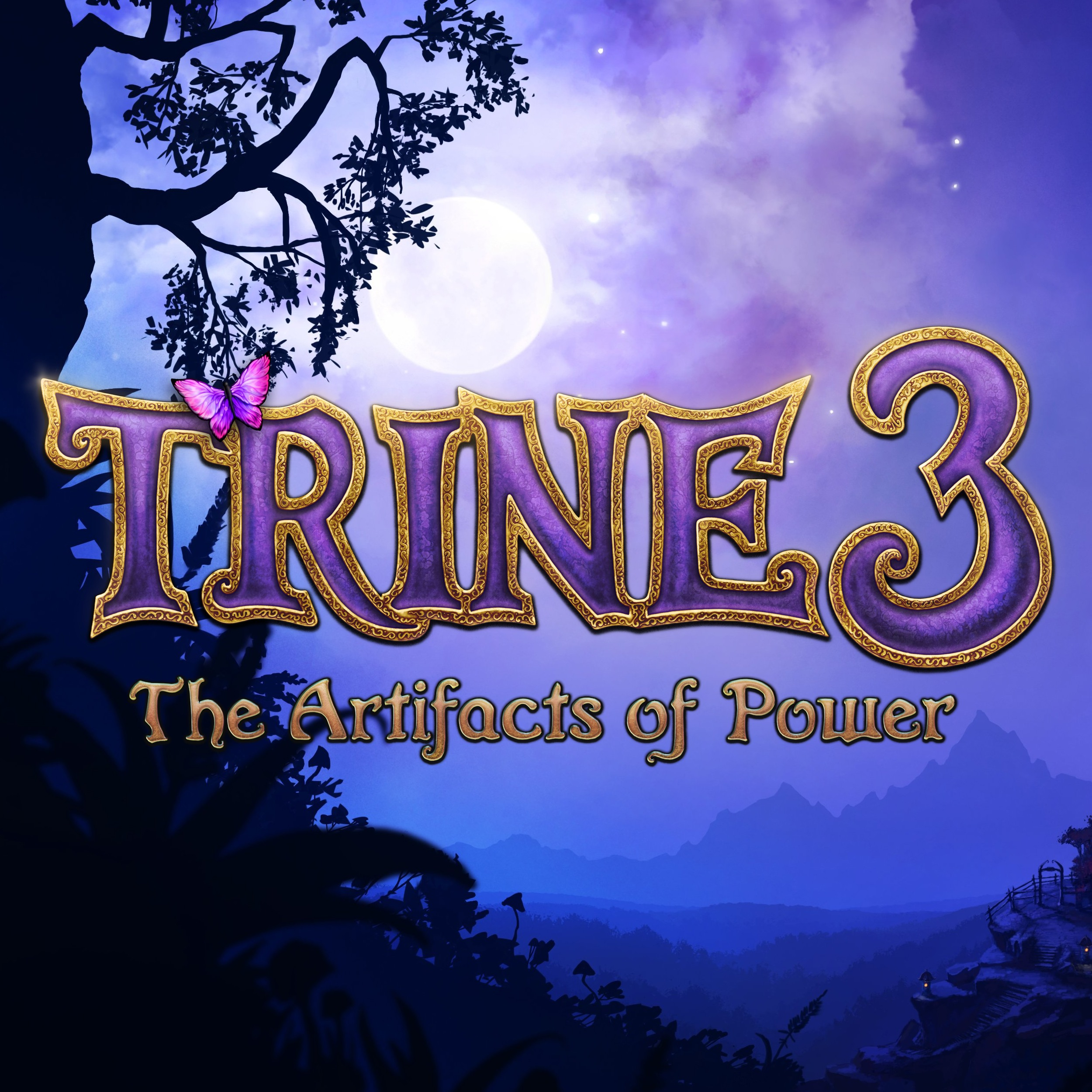 High Resolution Wallpaper | Trine 3: The Artifacts Of Power 2500x2500 px