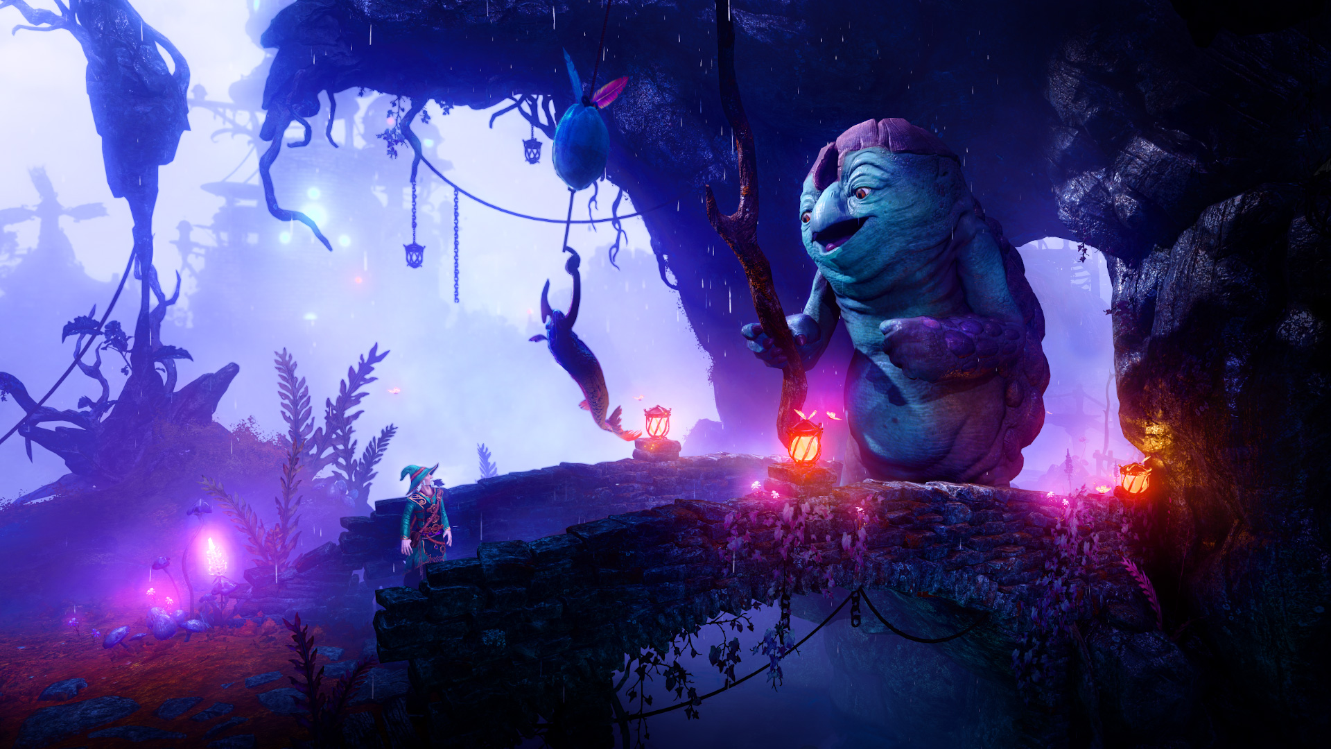 Nice Images Collection: Trine 3: The Artifacts Of Power Desktop Wallpapers