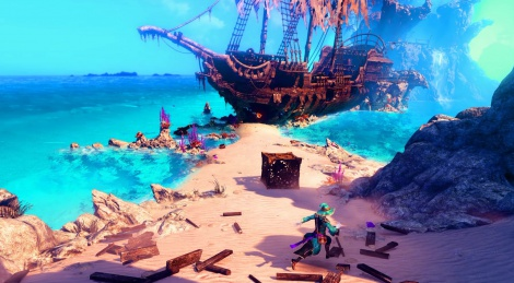 Nice wallpapers Trine 3: The Artifacts Of Power 470x259px