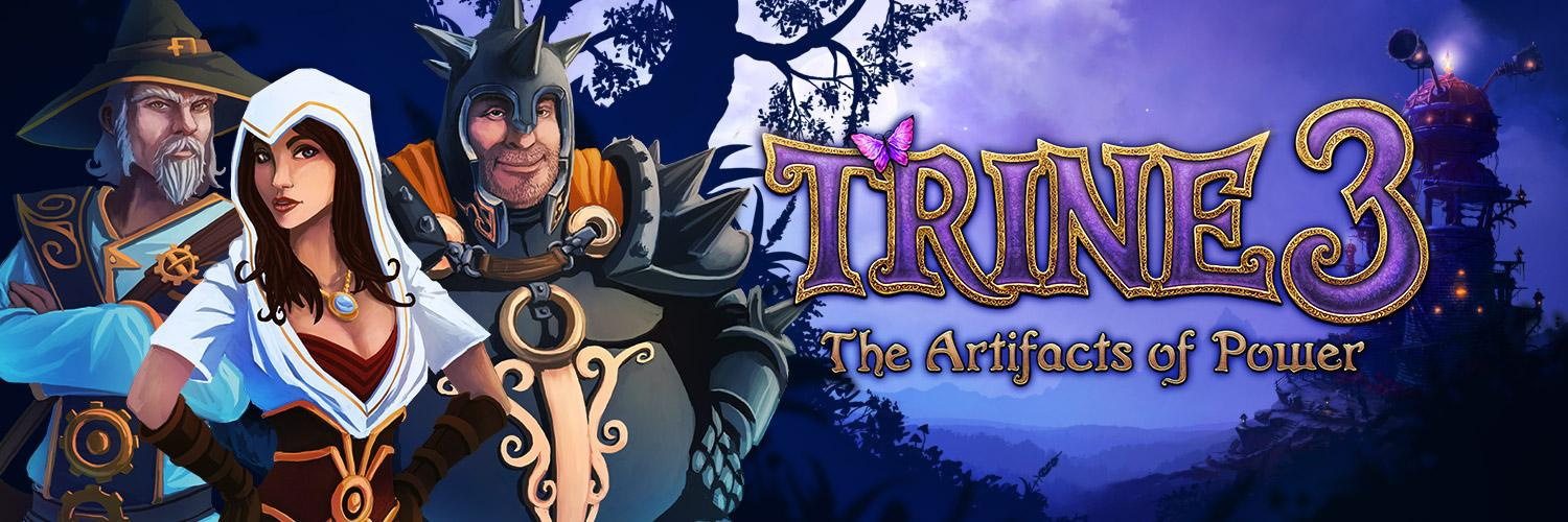 Trine 3: The Artifacts Of Power High Quality Background on Wallpapers Vista
