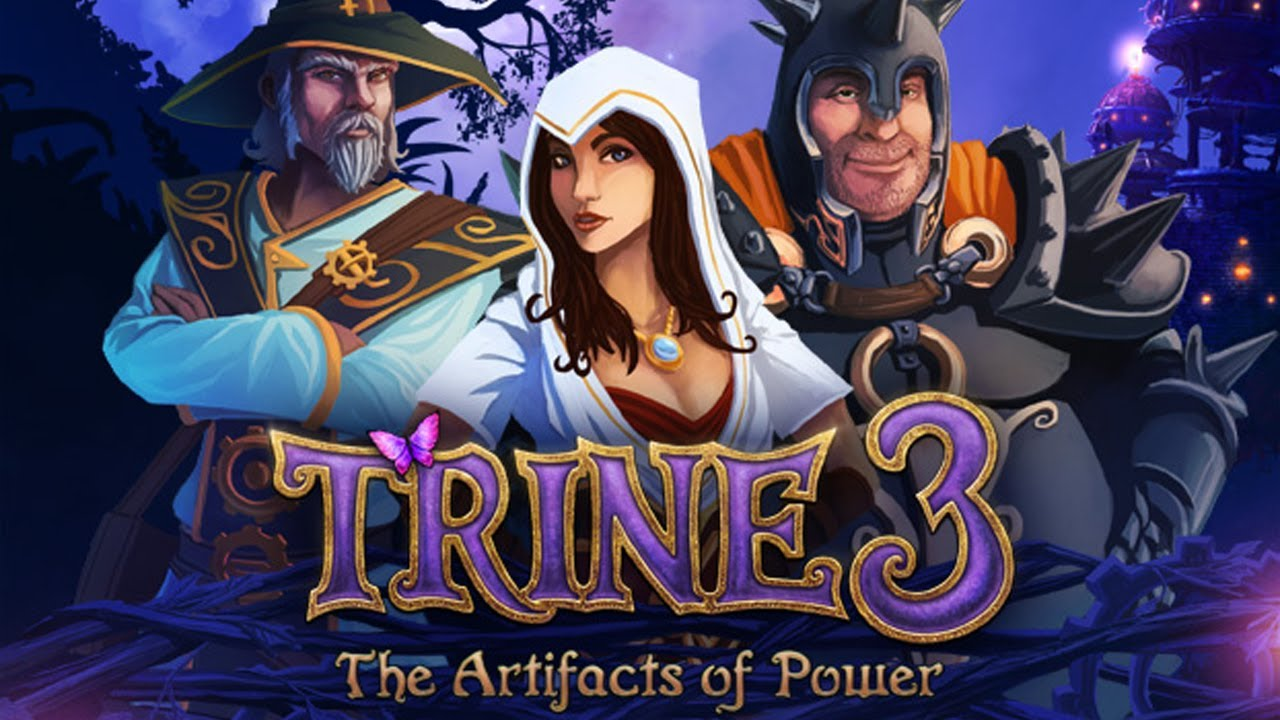 Images of Trine 3: The Artifacts Of Power | 1280x720