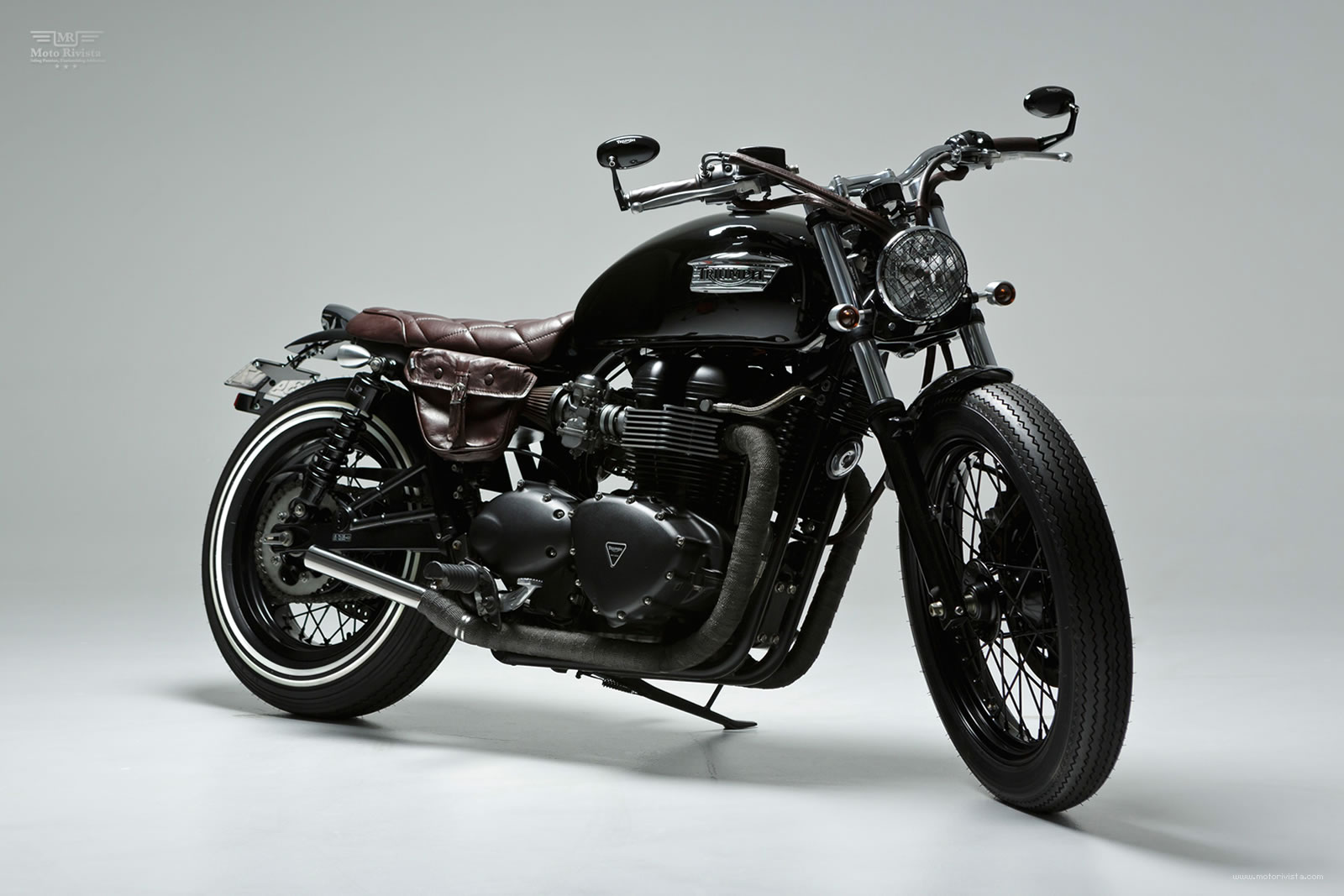 Nice Images Collection: Triumph Desktop Wallpapers