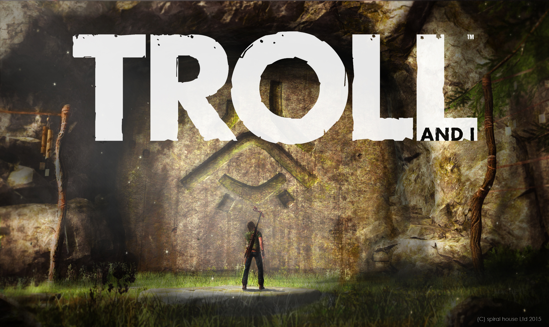 Nice wallpapers Troll And I 1920x1143px
