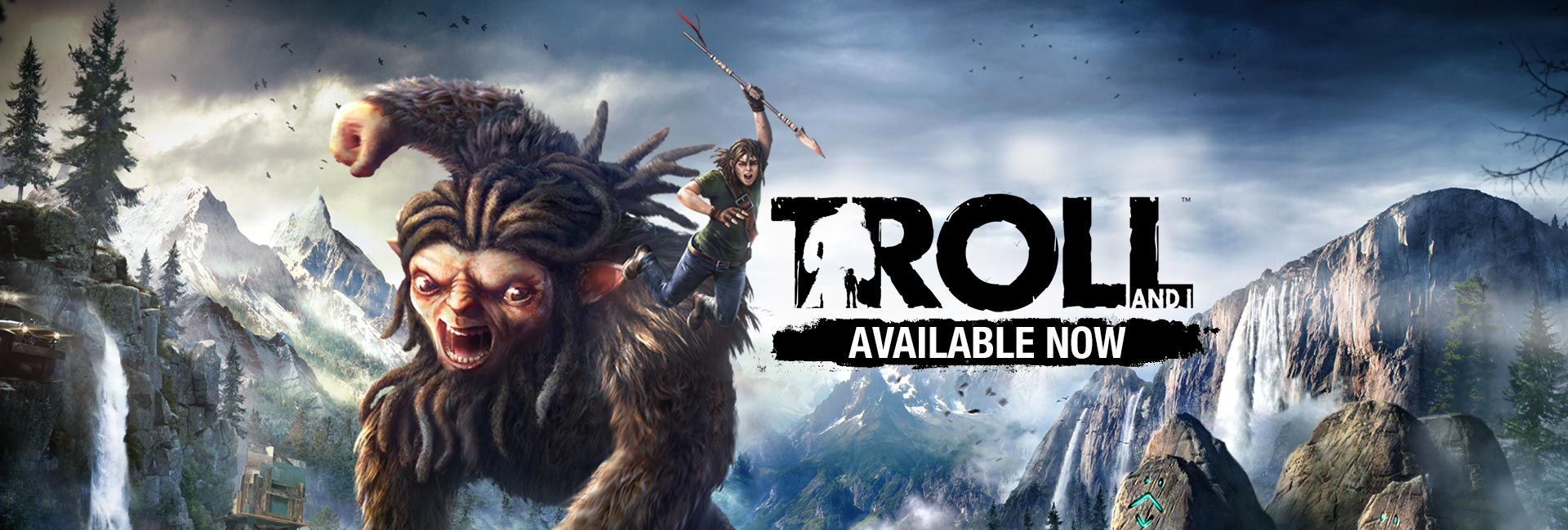 Nice Images Collection: Troll And I Desktop Wallpapers