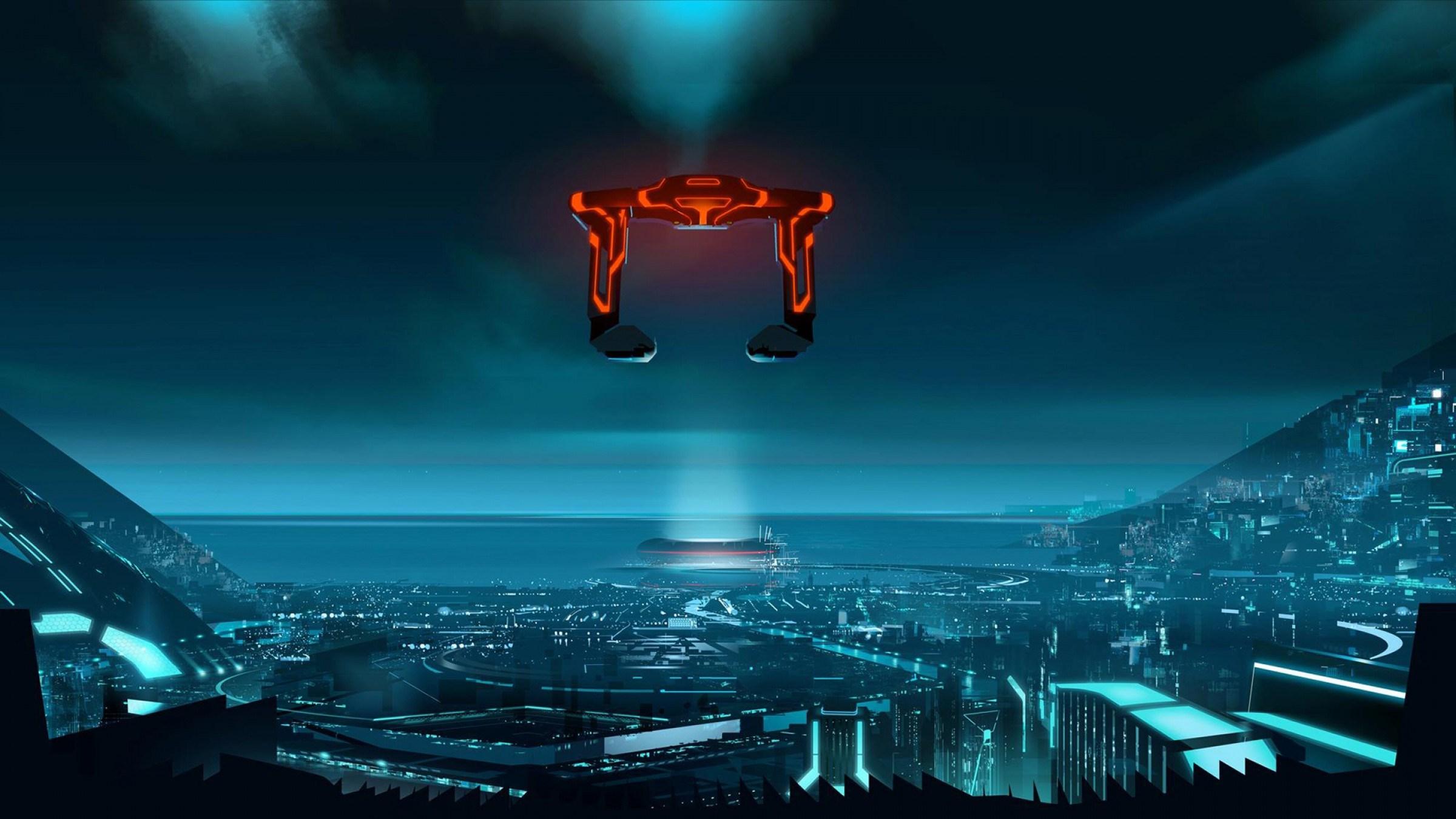 Tron: Deadly Discs Backgrounds, Compatible - PC, Mobile, Gadgets| 2400x1350 px