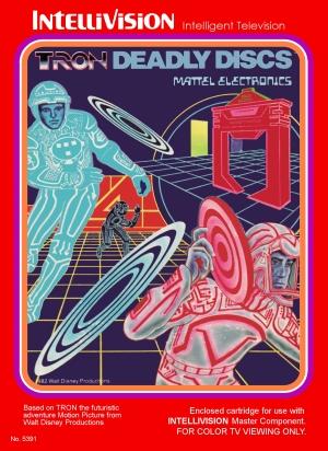 High Resolution Wallpaper | Tron: Deadly Discs 300x412 px