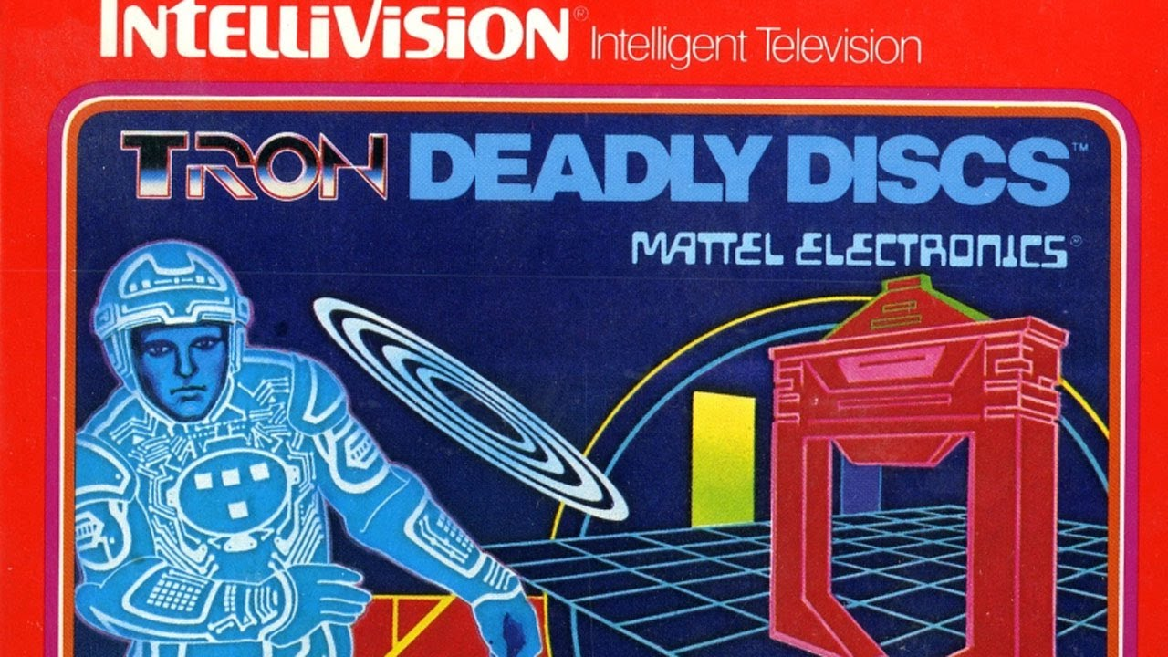 Amazing Tron: Deadly Discs Pictures & Backgrounds