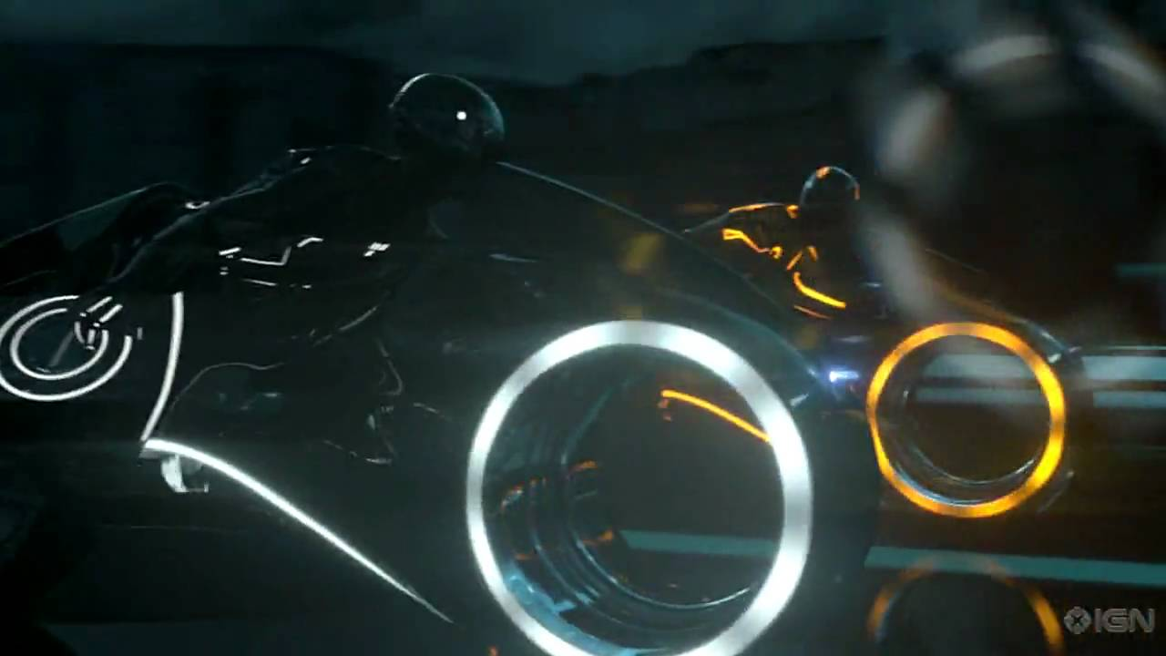 Tron: Evolution Pics, Video Game Collection