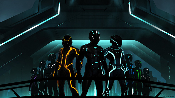 Images of Tron: Evolution | 680x382