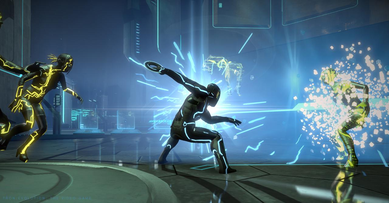 HD Quality Wallpaper | Collection: Video Game, 1280x669 Tron: Evolution