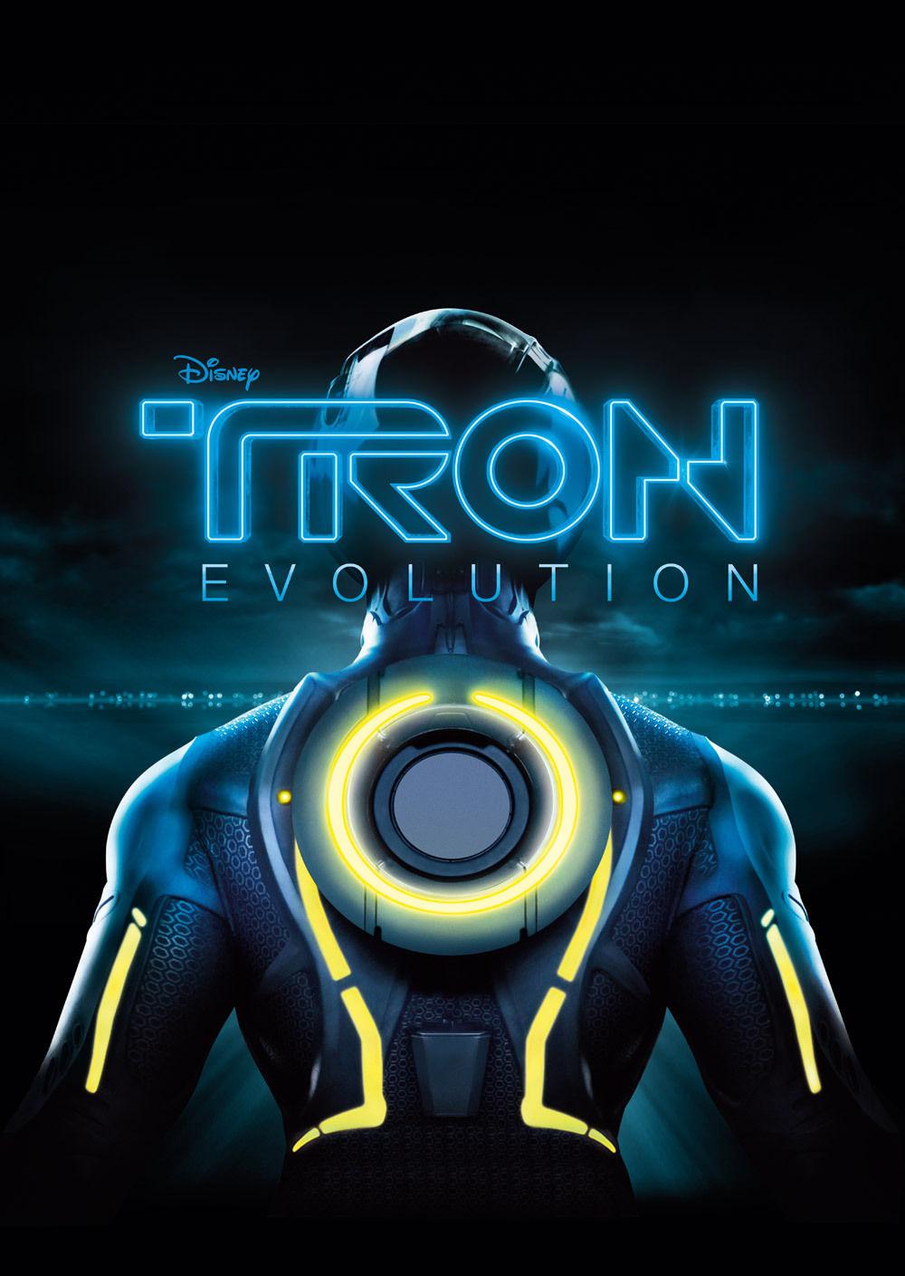 Tron: Evolution Backgrounds on Wallpapers Vista