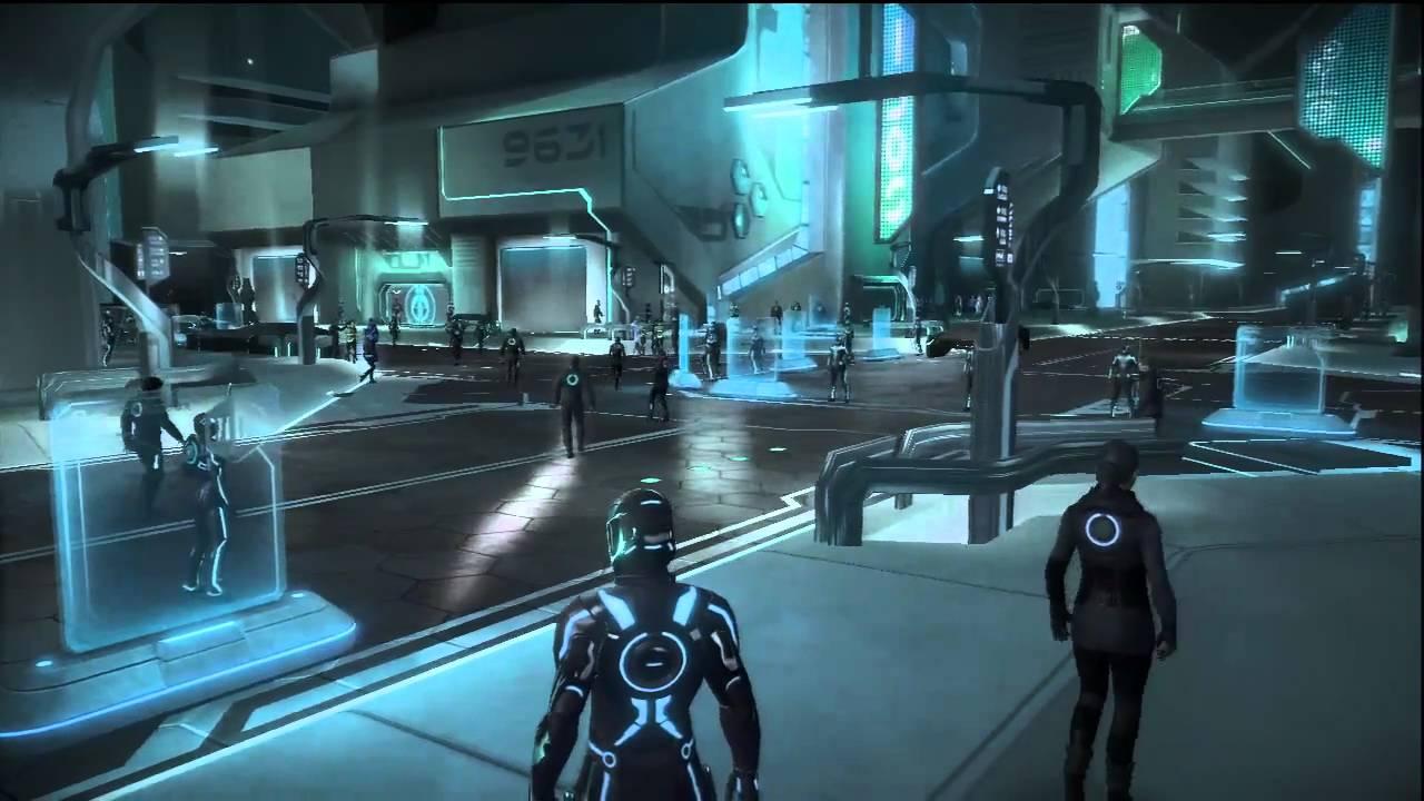 Tron: Evolution Backgrounds, Compatible - PC, Mobile, Gadgets| 1280x720 px