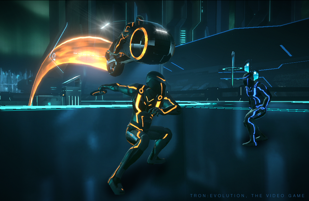 HD Quality Wallpaper | Collection: Video Game, 1033x674 Tron: Evolution