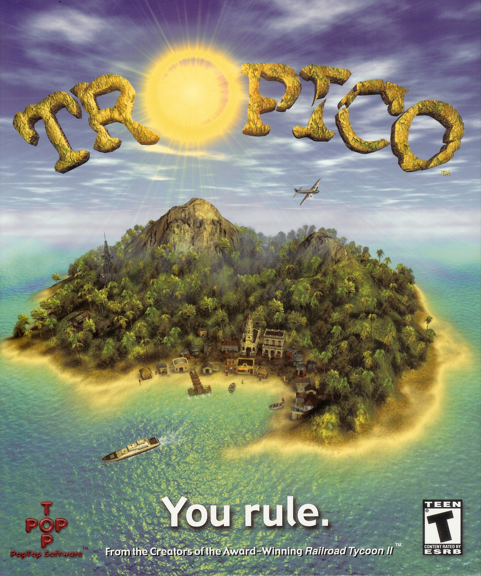 Tropico High Quality Background on Wallpapers Vista