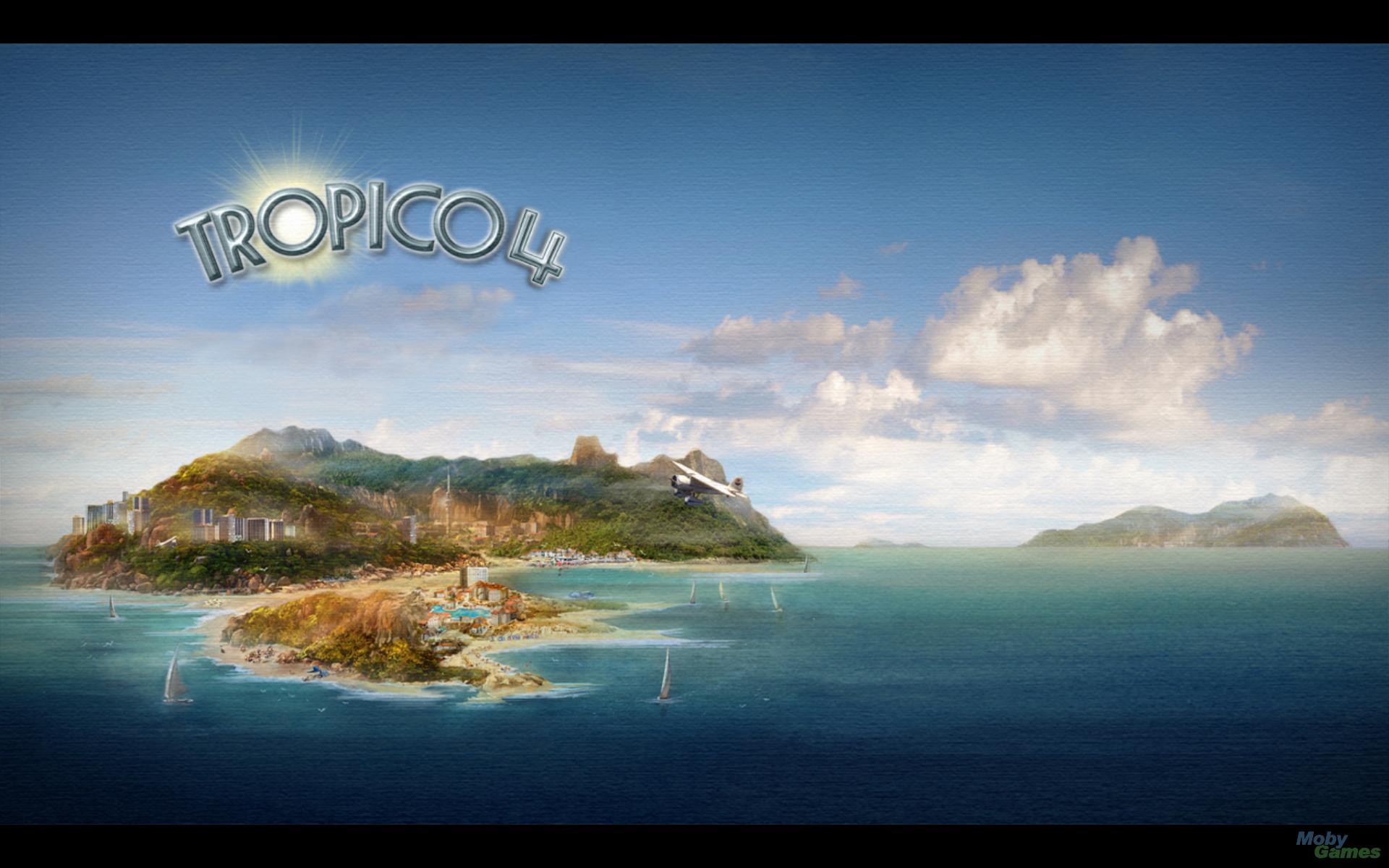 HQ Tropico 4 Wallpapers | File 2207.24Kb