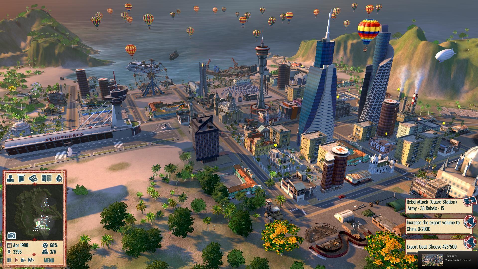 Images of Tropico 4 | 1920x1080