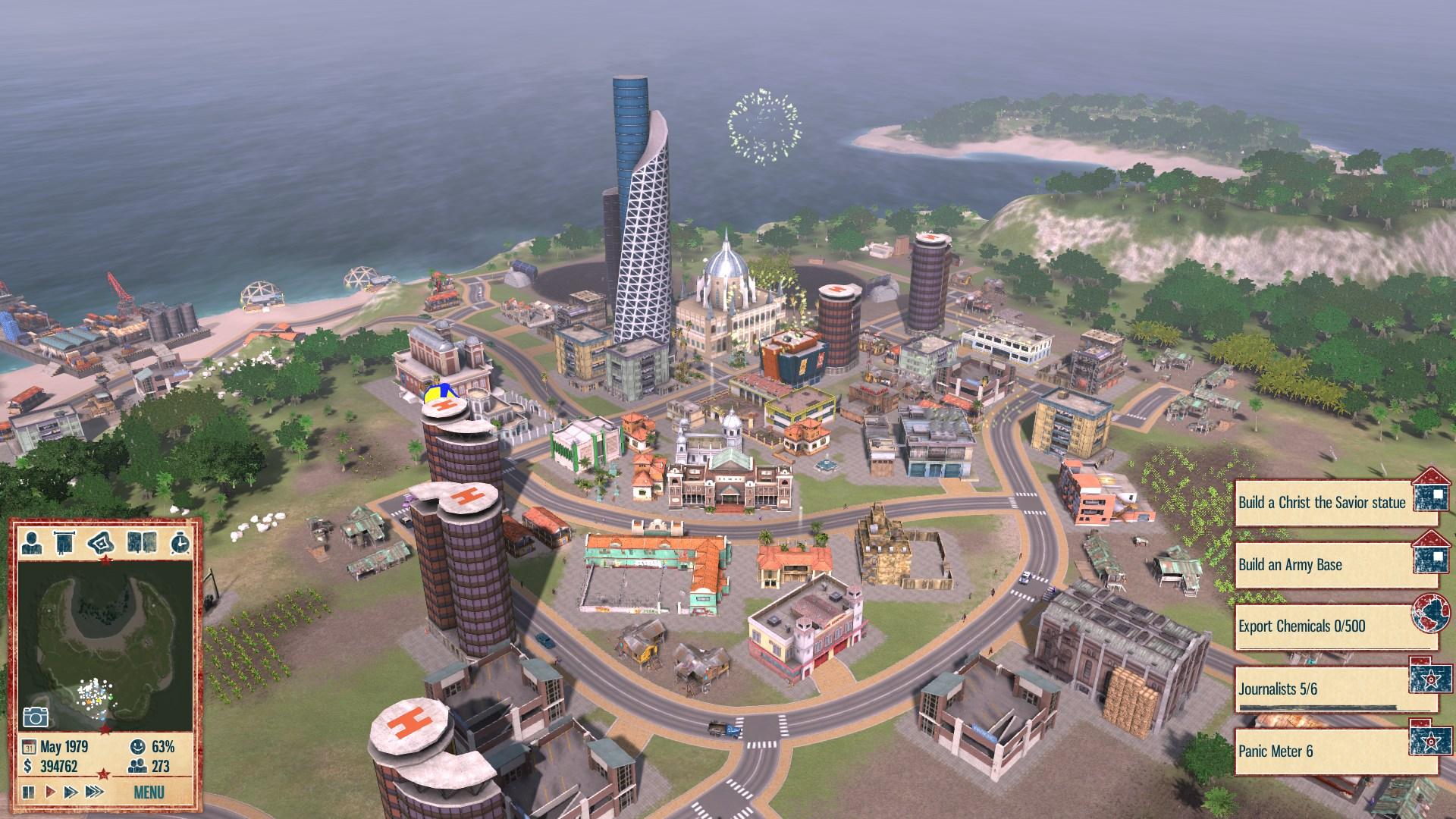 HQ Tropico 4 Wallpapers | File 559.47Kb